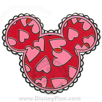 Mickey Mouse Valentine Clipart - Clipart Kid