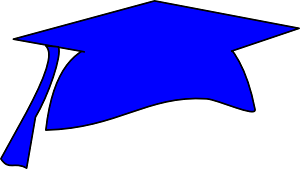 Graduation Cap And Gown Clipart - Clipart Kid