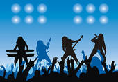 Concert   Clipart Graphic