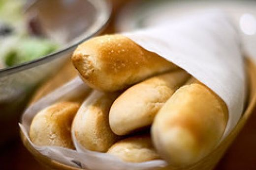 Olive Garden Breadsticks   Mrs Happy Homemaker