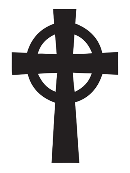 Catholic Cross Clipart - Clipart Kid