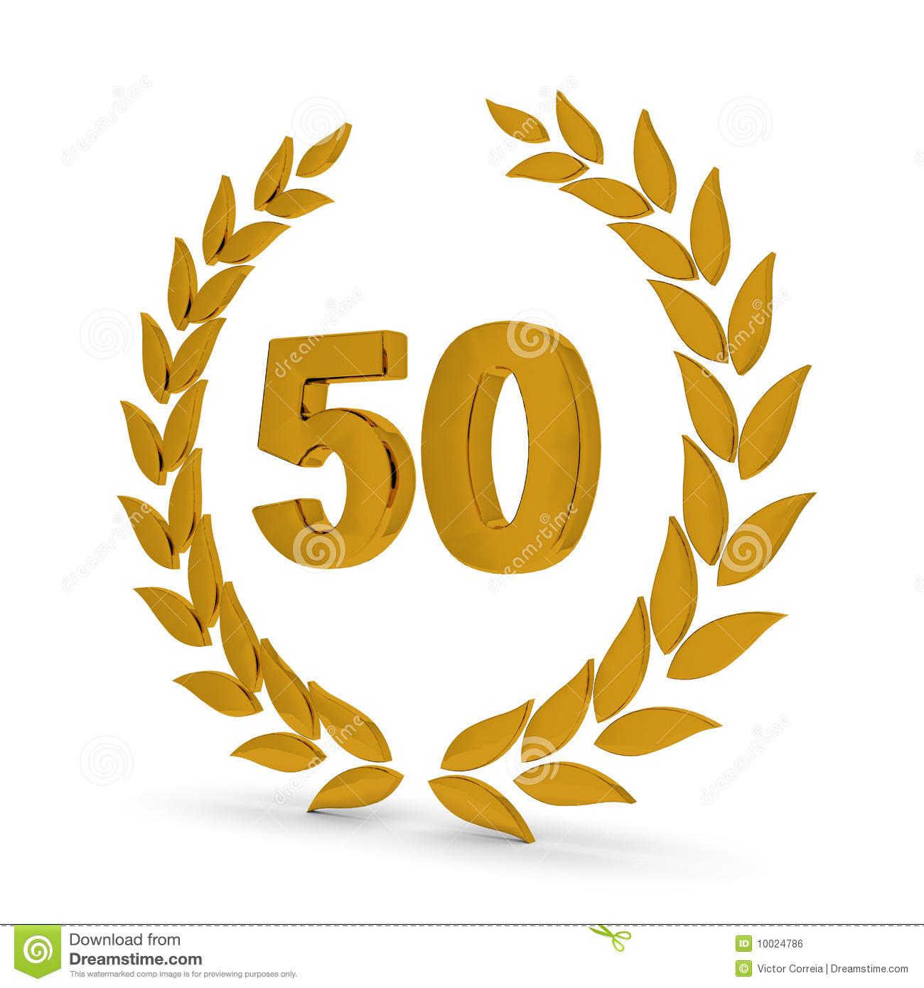 50th Wedding Anniversary Clip Art: 50th Business Anniversary Clipart