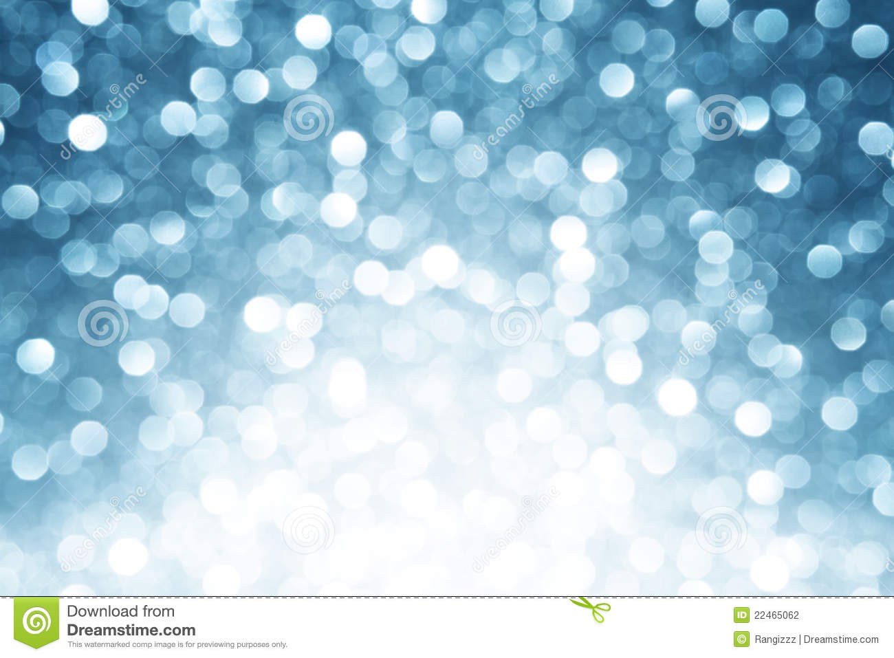 Blue Defocused Lights Background Stock Photography   Image  22465062