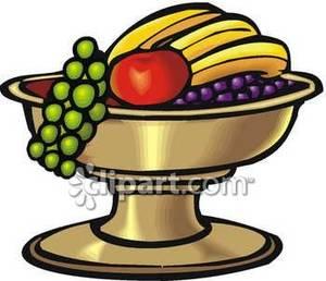 Fruit Bowl Clip Art – Cliparts
