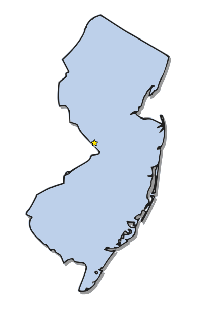 New Jersey Outline Clipart  Clipart Suggest