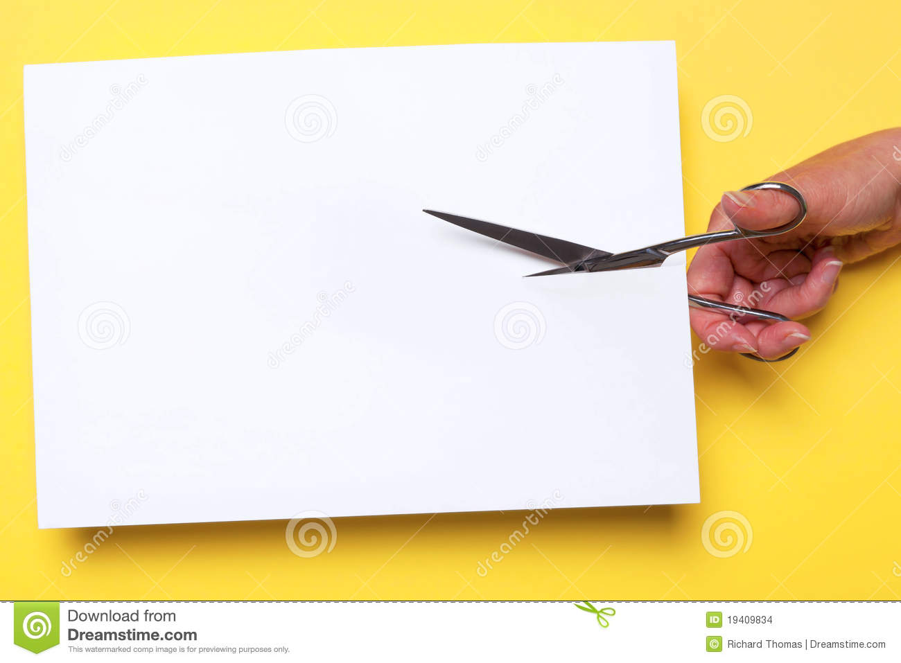 Cutting A Piece Of Paper : Cutting a piece of paper clipart suggest