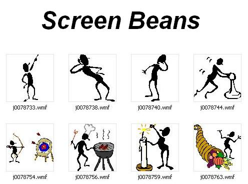 Software Bolivia  Screen Beans Office 97