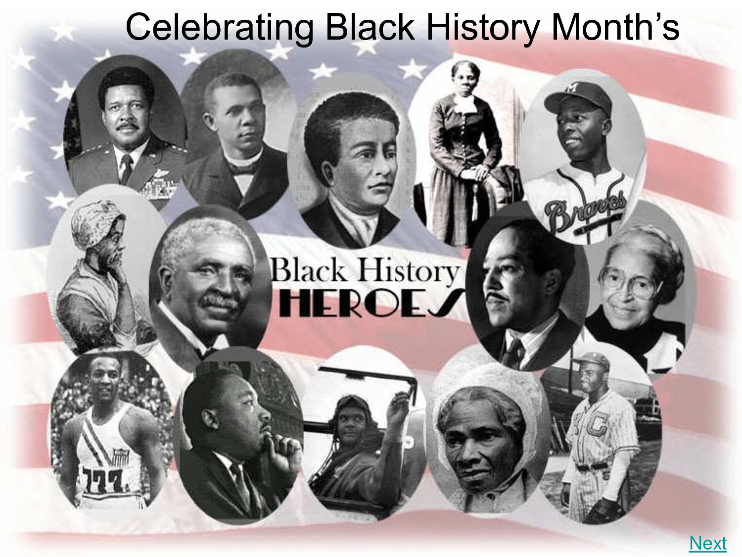 Black History Heroes By Lisab1982