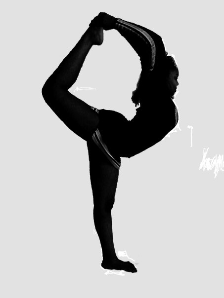 Cheerleading Stunt Silhouette Clipart - Clipart Suggest