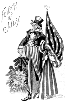 Crafts   Blog Archive   4th Of July Black And White Free Clip Art