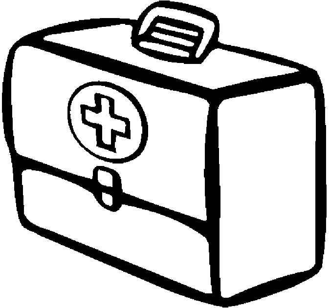 First Aid Kit 3 Free Printable First Aid And Medical