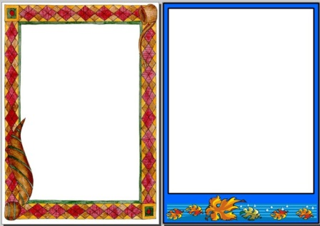 Free Printable Fruit Borders Http   Www Instantdisplay Co Uk