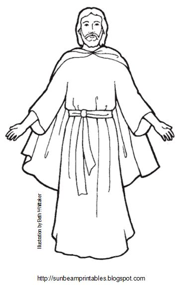 Jesus Christ Coloring Pages Lds   Lds Coloring Pages Jesus Coloring