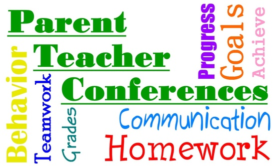 Parent Teacher Conferences 550x0