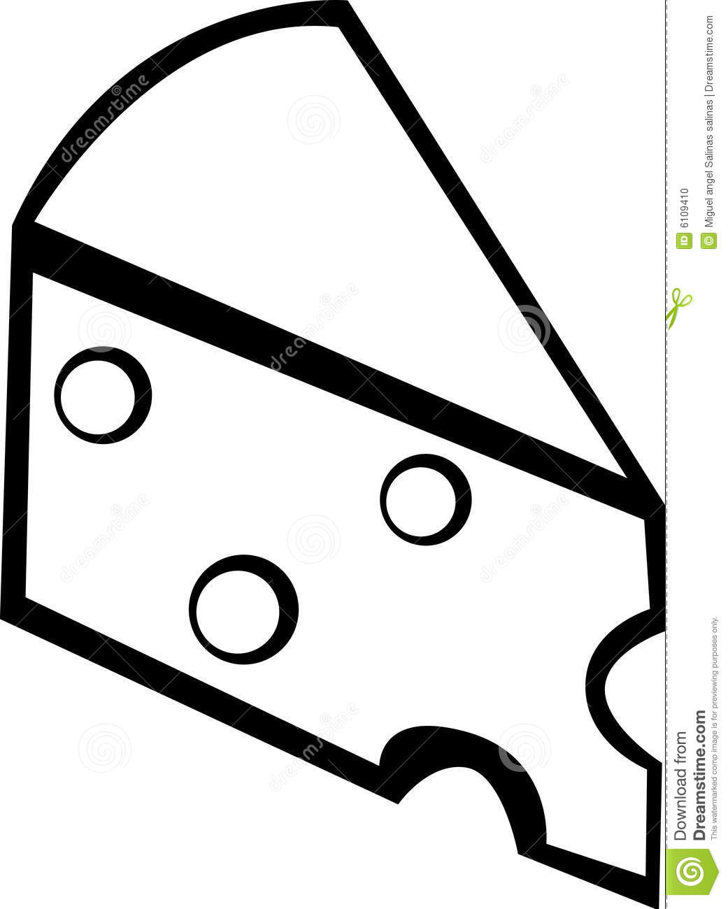 Swiss-cheese Black And White Clipart - Clipart Suggest
