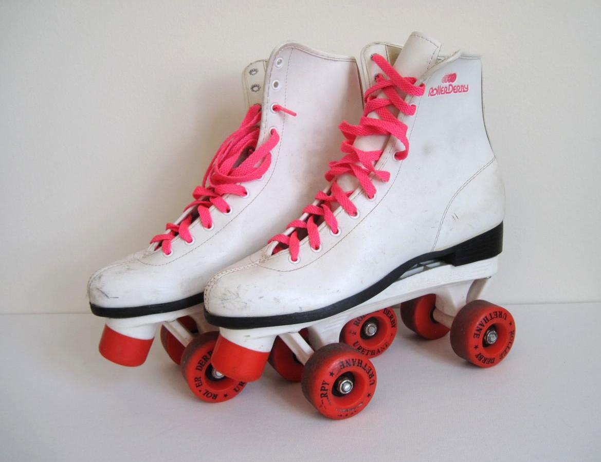 80s Roller Skating Roller Derby Roller Skates
