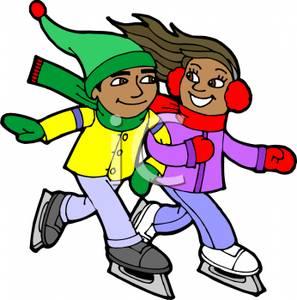 Winter Activities Clipart - Clipart Kid