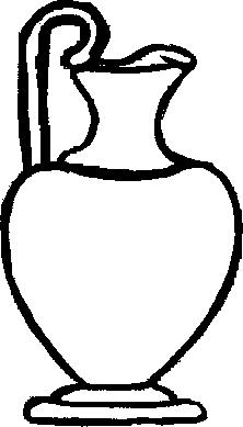 Pottery Water Jug Clipart - Clipart Kid