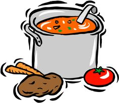 Crock Baked Beans Clipart - Clipart Kid