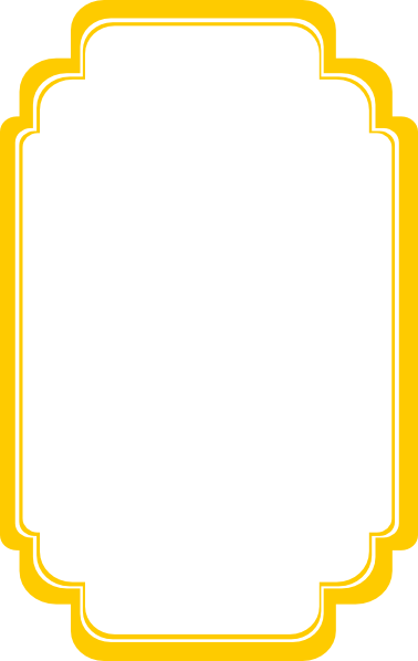 yellow frame clipart - photo #38