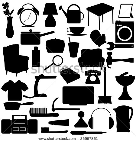 Household Items Stock Photos Images   Pictures   Shutterstock