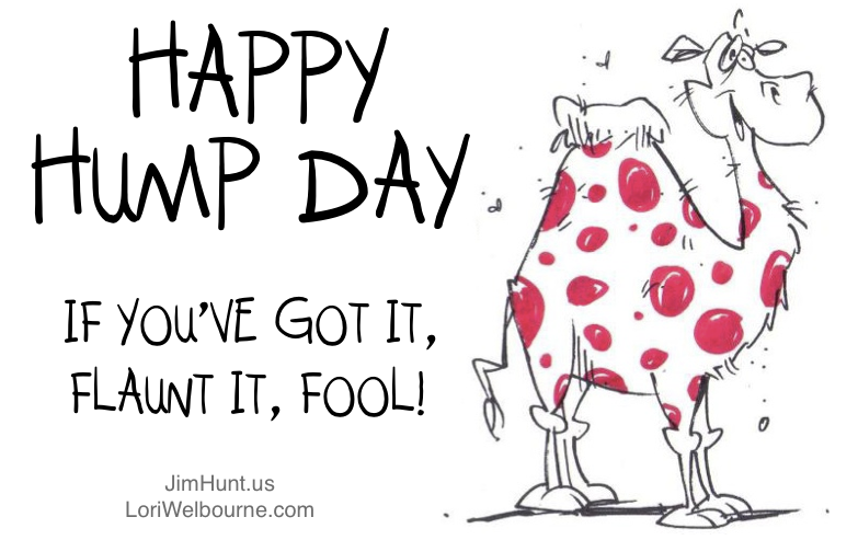 Funny hump day clipart clipart kid