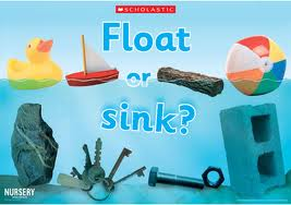 Image Of Things That Sink And Float   Learn All About Sink And Float