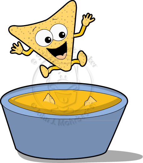 Nacho Dip Nacho Cartoon Cartoon Food Nacho Clipart Snack Clipart