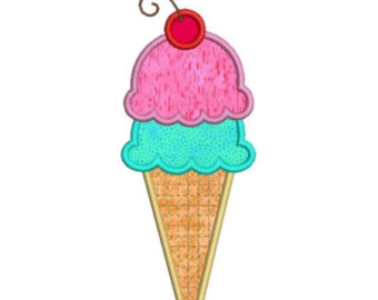Picture Of A Ice Cream Cone   Cliparts Co