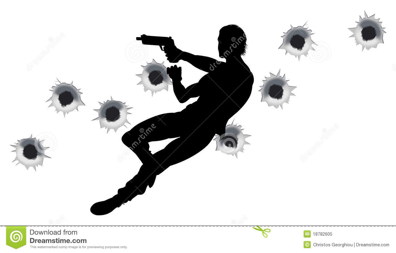 Pin Pistol Silhouette Clip Art Vector Online Royalty Free On Pinterest