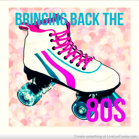 Roller Skate 80s Picture By Lauren Turner   Inspiring Photo