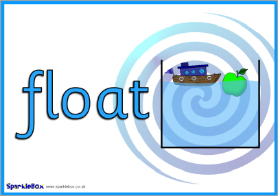 Sink Or Float Clip Art