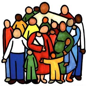 Family Worship Clipart...