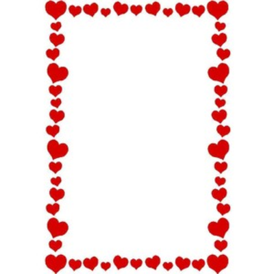 29 Heart Borders Clip Art Free Cliparts That You Can Download To You