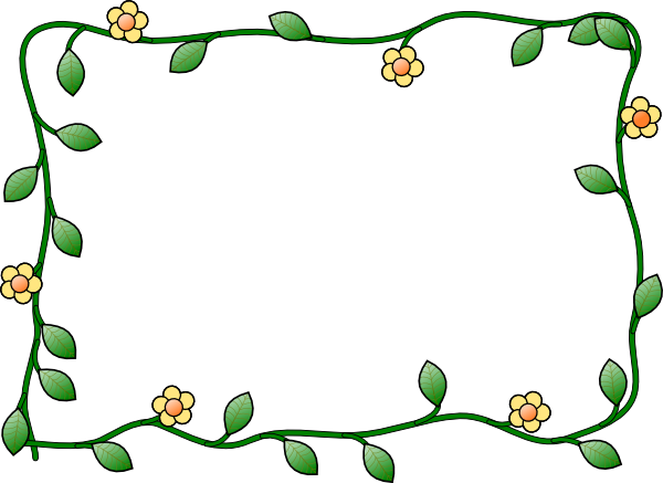 Clip Art Borders  April 2010