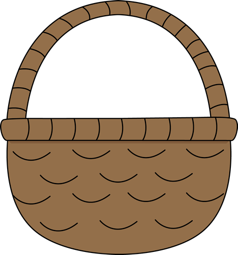 empty apple basket clipart clipart suggest