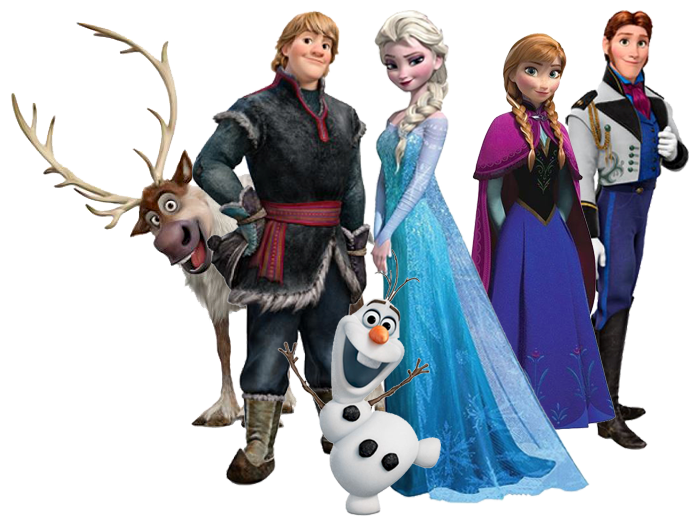Frozen Movie Clipart - Clipart Kid