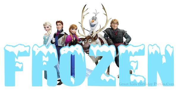 Frozen Movie Clipart - Clipart Kid