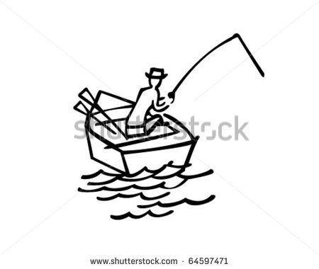 Gone Fishing' Clipart - Clipart Kid