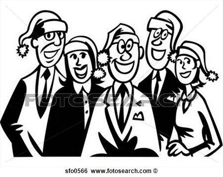 Office Christmas Party Clipart Office Christmas Party