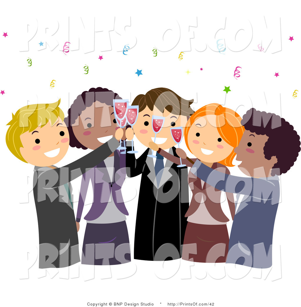 Office Party Clipart   Jobspapa Com