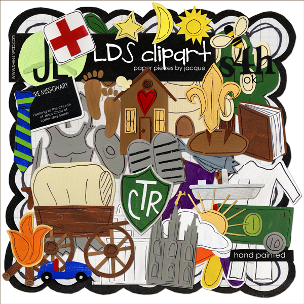 Lds Primary Family Clipart - Clipart Kid