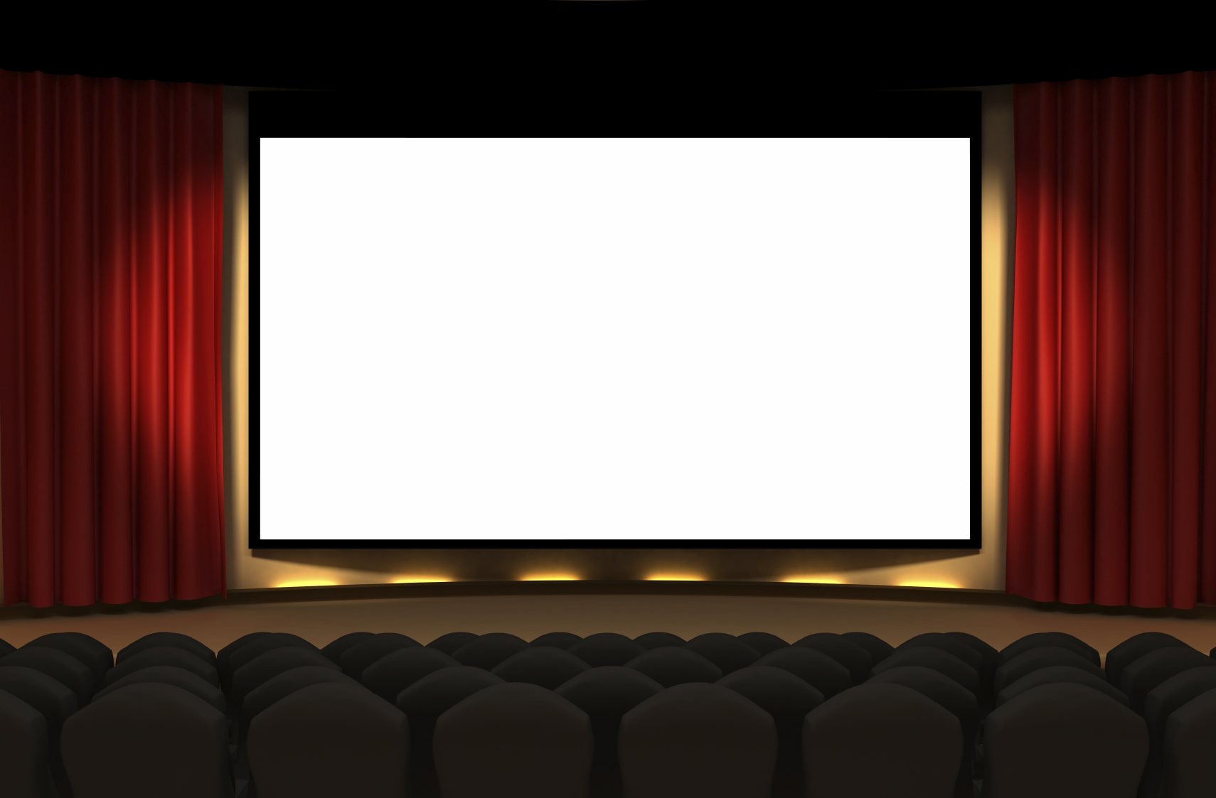 Movie Screen Clipart - Clipart Kid