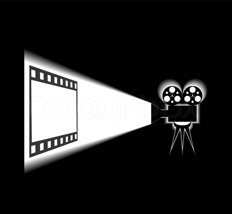 clipart of movie projector - photo #35