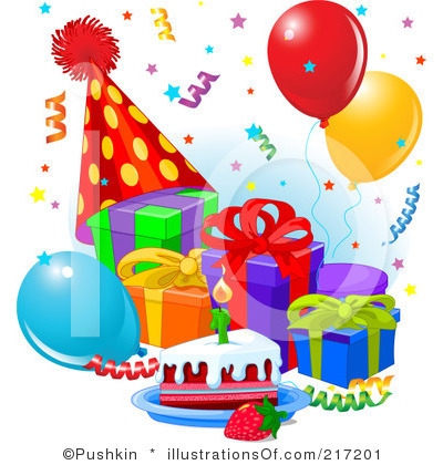 Teen Birthday Clipart - Clipart Kid