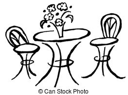 Bistro Illustrations And Clipart