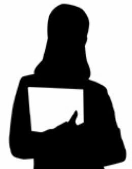 College Student Silhouette   Clipart Panda   Free Clipart Images