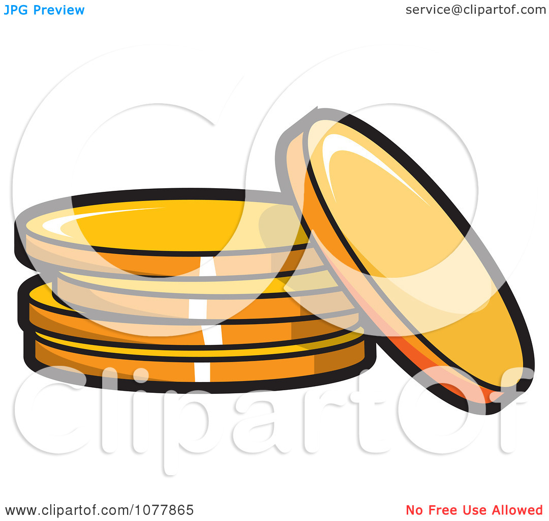 Pile Of Gold Coins Clipart - Clipart Kid