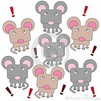 Rodent Mob Stock Photos   Image  33786233