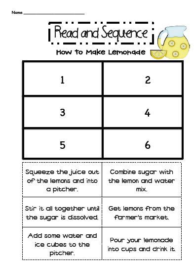 Worksheets On Sequences For Grade 7 - composition worksheets free ...